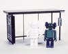 KAWS Bus Stop Kubrick - Set 4