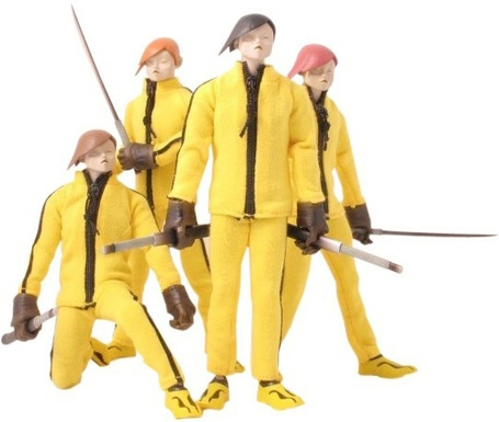 The Yellow Hornets