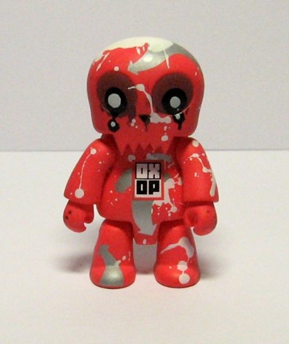 OX-SPLOP figure by Haze Xxl, produced by Toy2R. Front view.