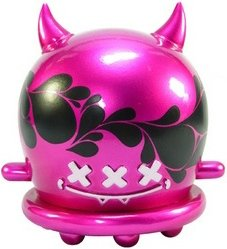 BM Squirt NYCC exclusive figure by Buff Monster, produced by Mindstyle. Front view.