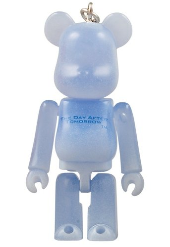 The Day After Tomorrow 70% Be@rbrick   figure, produced by Medicom Toy. Front view.