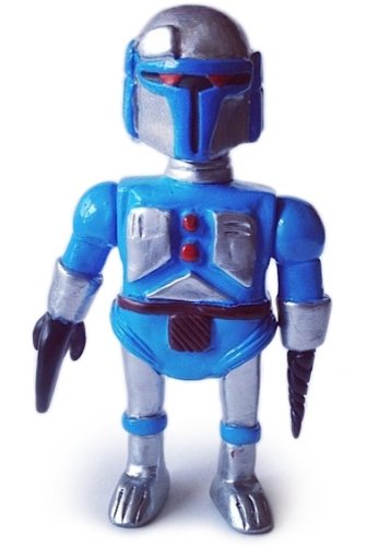 Scum Hunter 2 figure by Star Case, produced by Star Case. Front view.