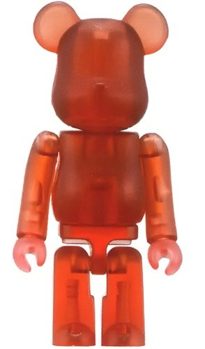 Jellybean Be@rbrick Series 3 figure, produced by Medicom Toy. Front view.