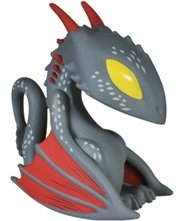 Game of Thrones Mystery Minis - Drogon  figure by Funko, produced by Funko. Front view.