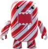 Candy Stripe Domo Qee