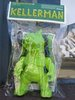 Kellerman - Unpainted Green