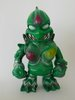 Zyurai Asu - Painted Green (Kaiju Taro exclusive)