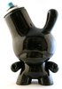 Spray Can Dunny Black