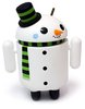 Android Snowman