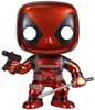 Metallic Deadpool POP! - SDCC 2013