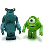 Monsters, Inc. Sulley & Mike Kubrick 2 Pack