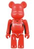 Nagoya Grampus Eight Be@rbrick 70%