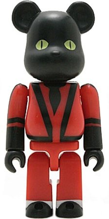 7stars - Secret Artist Be@rbrick Series 7 figure by 7Stars, produced by Medicom Toy. Front view.