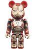 Iron Man Mark XLII (42) Be@rbrick 100%