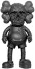 KAWS x Pushead Companion - Black