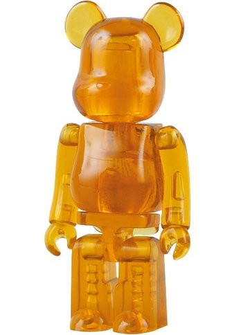 Jellybean Be@rbrick Series 17 figure, produced by Medicom Toy. Front view.