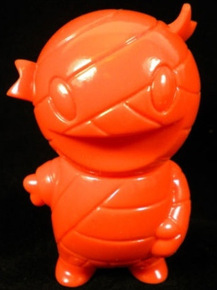 Pocket Mummy Boy - Lucky Bag '11, Unpainted Orange