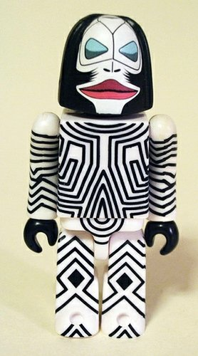 DADA (Version B) figure, produced by Medicom Toy. Front view.