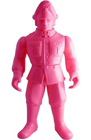 Brocken Jr. figure, produced by Five Star Toy. Front view.