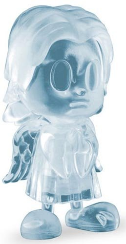 The Ice Angel figure by Tim Burton, produced by Hot Toys. Front view.