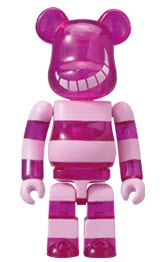 Cheshire Cat Clear Body Version Be@rbrick