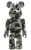 Bape Play Be@rbrick S2 - Grey Camo