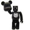 Error Not-A-Bearbrick - Secret Be@rbrick Series 17