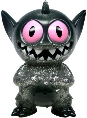 Power Mister - Clear Grey Glitter, SDCC '12