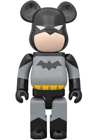 Batman the Animated Series 400% Be@rbrick