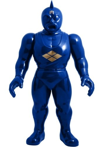 Kinnikuman (Kazan) figure, produced by Five Star Toy. Front view.