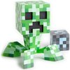 Pixelated Minecraft Creeper