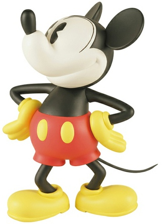 Mickey Mouse Comic ver. - VCD No.77
