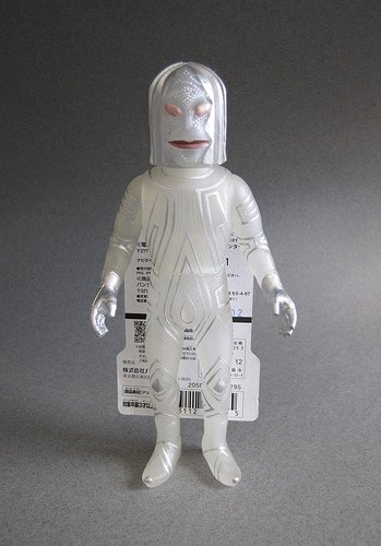 Dada Transparent Version (Tokyo Sky Tree Tower Exclusive) figure, produced by Bandai. Front view.