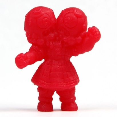 Cheap Toy Double Heather - Red