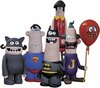 Batman DC Nation Aardman Action Figure 5-Pack
