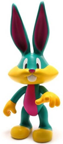 Bugs Bunny - Fancy figure by Chuck Jones, produced by Artoyz Originals. Front view.