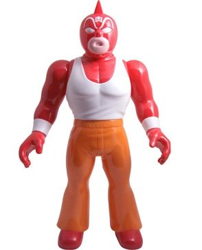 Kinnikuman (キン肉マン) - Great figure, produced by Five Star Toy. Front view.