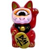 Fortune Cat - Dharma, Red