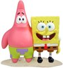 Best Friends SpongeBob & Patrick