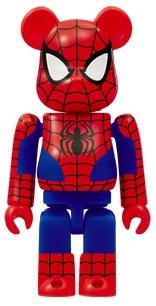 Spider-Man Be@rbrick 100%