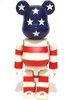 USA - Flag Be@rbrick Series 1