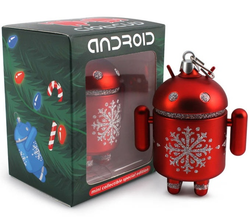 Android Christmas Ornament