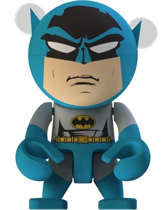 DC Originals Batman Trexi figure by Dc Comics, produced by Play Imaginative. Front view.