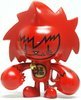 Lucky Cat Spiki - Red