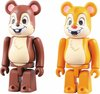 Chip 'n' Dale Be@rbrick 2 Pack