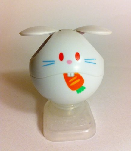 Haro - (animal) Rabbit figure, produced by Bandai. Front view.
