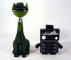 Green Hornet Tuttz and Kato Jellybot Set