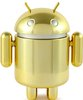 Gold Android