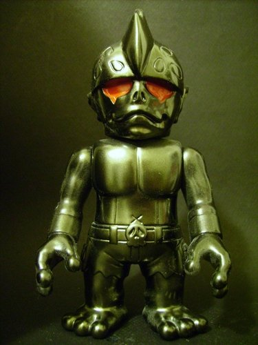 Mutant Head  figure by Realxhead, produced by Realxhead. Front view.
