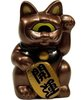 Mini Fortune Cat - Bronze